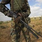 Két túszt szabadítottak ki Szomáliában a kalózok fogságából