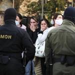 Tucatnyi embert vettek őrizetbe a nyugdíjasok minszki tüntetéséről