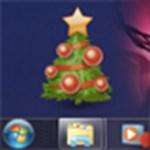 Karácsonyi háttérképek és animált karácsonyfák Windowsra