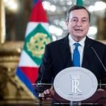 Olasz kormányalakítás: Salvini bízik Draghiban, bizalmat szavaz neki