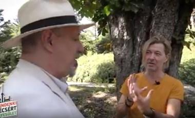 Beck Zoli is beszállt a pécsi kampányba