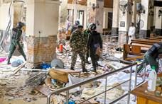 Srí Lanka: Harminckilenc külföldi van a halottak között
