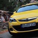 Vezettük az Opel új kupéját