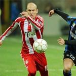 A Bayern legyőzte az Intert - a Bajnokok Ligája szerdai eredményei