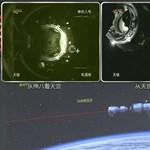 """Női űrhajósssal készül első """"emberes dokkolására"""" az űrben Kína"""