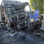 Fotók: Horrorbaleset Keszthelyen