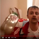 Sírunk: nincs őszintébb és önpusztítóbb a fociszurkolónál – videó