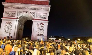 Nagyon készülnek a hétvégére Párizsban, rengeteg rendőr lesz az utcákon