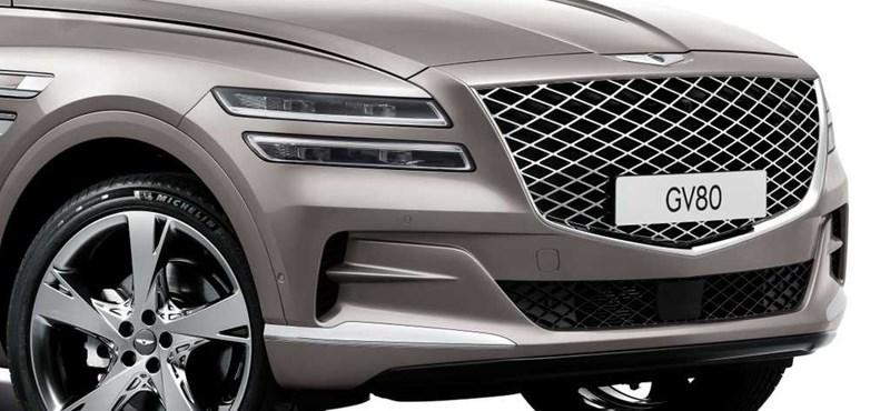 Megérkezett Dél-Korea válasza az Audi Q7-re és a BMW X5-re