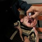 Sikerült megfékezni a járványos gyermekbénulást Afrikában