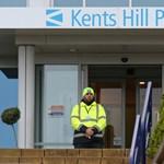 Nagy-Britannia: közelít a 2000-hez az azonosított fertőzöttek száma