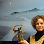 Haarberg Orsolya lett az Év Természetfotósa