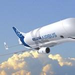 Ez nagy lesz: bemutatták az Airbus új, különleges óriásrepülőjét