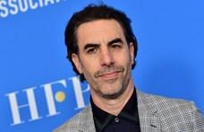 Rendőrt hívtak Sacha Baron Cohenre, amikor megpróbálta csőbe húzni Trump ügyvédjét