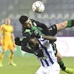 4-0-ra győzött a Ferencváros Újpesten