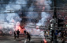 Mi ez a félelmetes csoport, amivel ezrek masíroznak az Eb-meccsek előtt?