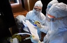"""Koronavírus: a WHO """"nagyon magasra"""" emelte a járvány globális veszélyének szintjét"""