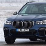 Nagyon erősek és picit zöldek: új dízelhibrid BMW divatterepjárók jöttek