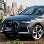 Amerikában 500 lóerős benzinmotort kap a nálunk dízel Audi SQ7/SQ8