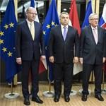 Megeteti Juncker a V4-et