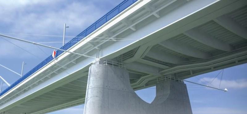Újabb Duna-hidat kaphat Budapest