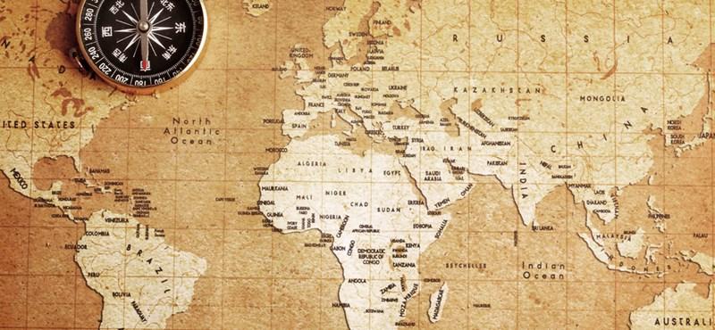 Átmennétek a földrajzérettségin? Feladatok és megoldások