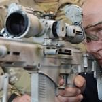 Putyin: Moszkva máris megelőzte a világot az új csodafegyverrel