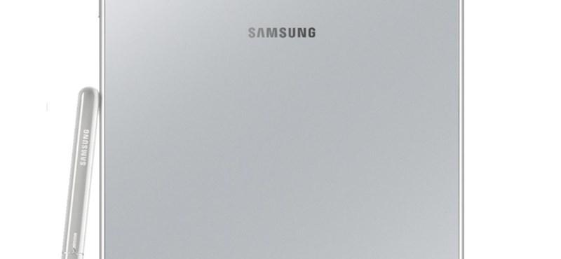 Önnek hogy tetszik? Képek szivárogtak ki a Samsung hamarosan érkező csúcs-tabletjéről