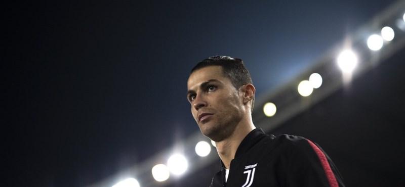 Ronaldo nagy gólt lőtt, de így is kikapott a Juventus - videó