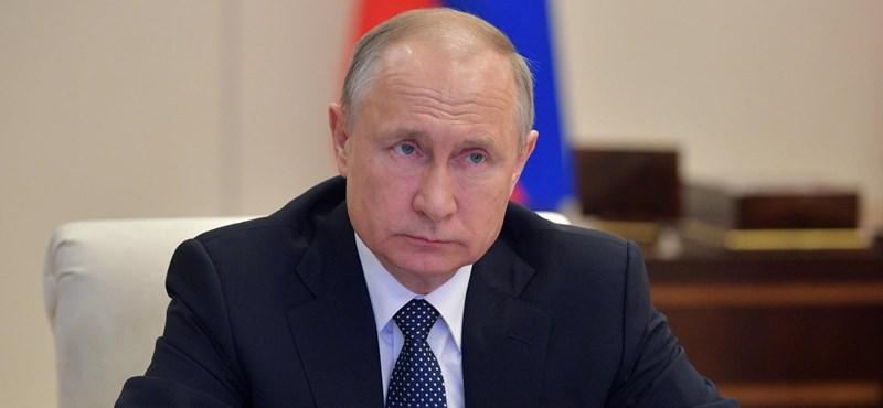 Putyin szerint is késik az orosz koronavírus-vakcina
