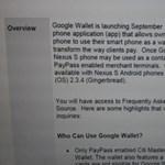 Érkezik a Google Wallet
