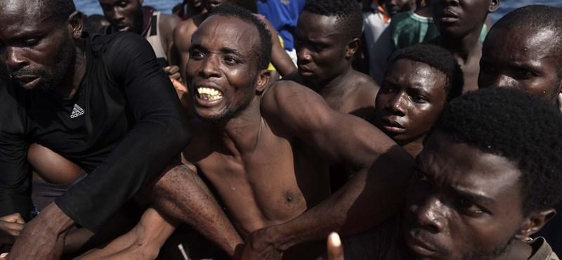 Kulcsrakész megoldást kap az Unió Líbiától az illegális bevándorlás megoldására