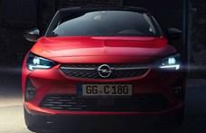 Az első Corsa GSi-nek állít emléket a legújabb sportos Opel