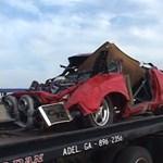 Ezt a balesetet túl lehetett élni? – videó