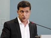 Nem fogadta el az ukrán kormányfő lemondását Zelenszkij