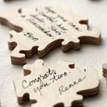 Vendégkönyv-puzzle: hogy a barátaid imádjanak hozzád járni