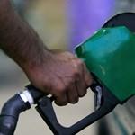 Durva emelés: keddtől drágább a gázolaj