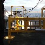 Lába kélt egy tenger alatti kutatóállomásnak