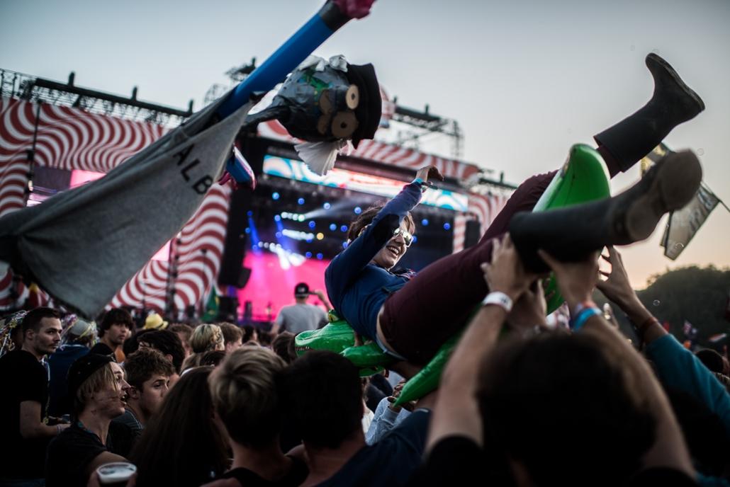 SA, Sziget Fesztivál 2014, 2014.08.17.