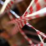 Leszedték az SZFE-vel szolidaritás vállaló molinókat az egyik gimi faláról