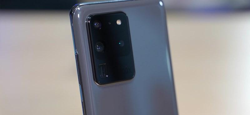 Videó: erre képes a Samsung Galaxy S20 Ultra 100x-os zoomja
