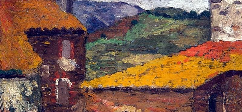 Eddig ismeretlen értékes festmény került elő a kaposvári múzeumból