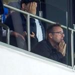 A foci miatt ugrott egymásnak a fideszes polgármester és Leisztinger