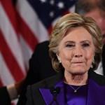 Clinton elmondta, kiket okol az elbukott elnökválasztásért