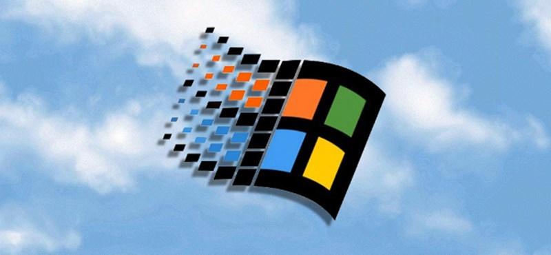 20 éves a legcikibb Windows-baki, amin azóta is nevet az internet – videó