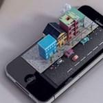 Elképesztő lenne a holografikus iPhone
