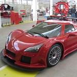 Újabb ritka autómárkát mentenek meg a kínaiak