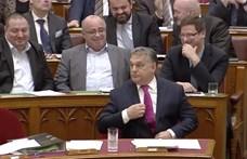 Miniinterjút készítettek Orbánnal