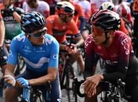 A Lánchídon is áttekernek majd a Giro d'Italia résztvevői