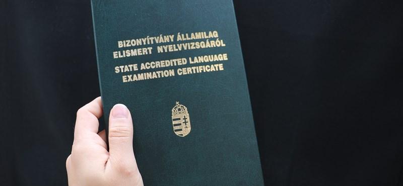 Még mindig több mint százezer diploma ragad bent az egyetemeken a nyelvvizsga hiánya miatt